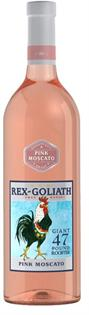 Rex Goliath Pink Moscato 750ml - Case of 12